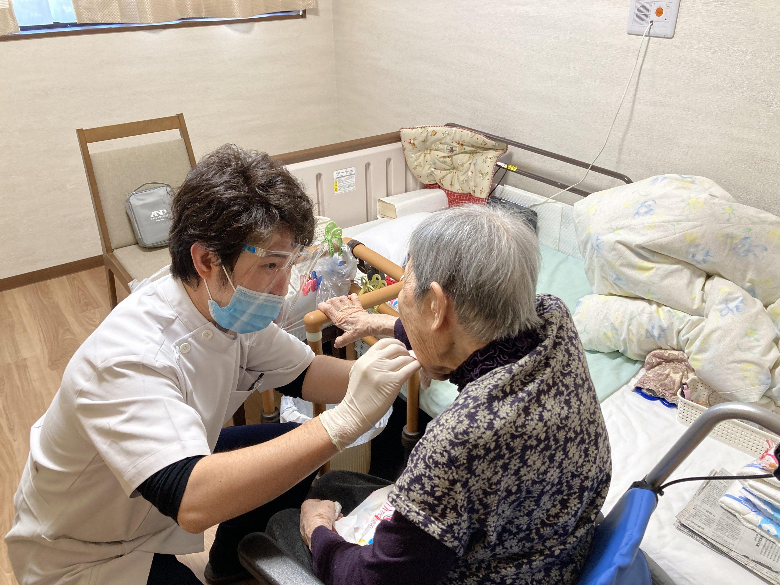 訪問歯科診療のご紹介